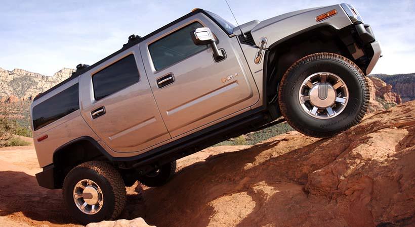 GM podría revivir al Hummer como un SUV eléctrico