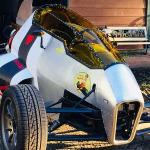 2JetZ, el increíble auto-jet revelado en el Hot Wheels Legends Tour 2019