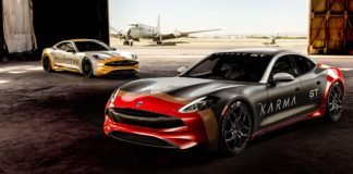Debut Karma Revero GT 2020