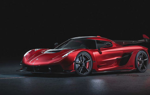 Koenigsegg Jesko Cherry Red, tu sabor favorito