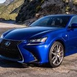 Video, Lexus GS350 F Sport 2019, elegancia deportiva sin limitaciones