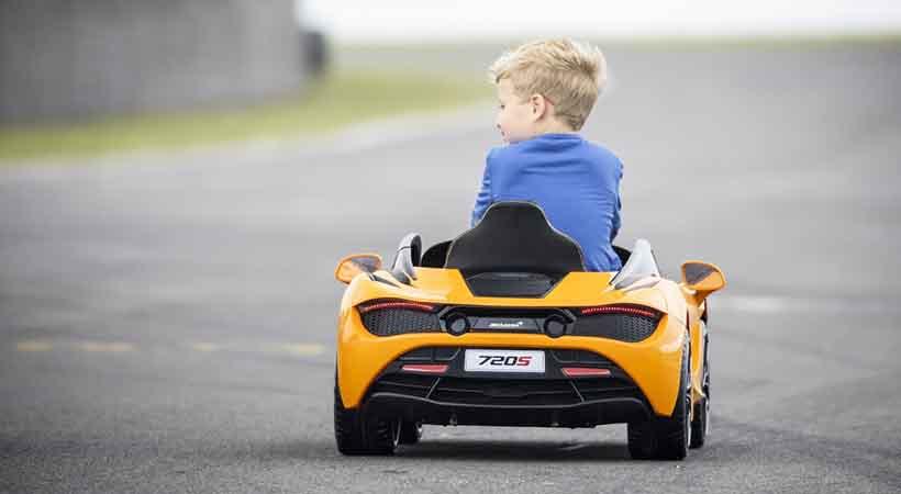 McLaren 720s se hace eléctrico