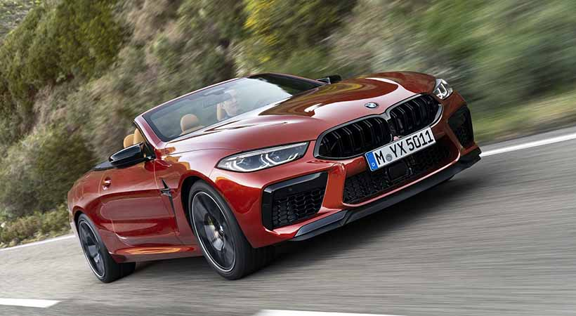 BMW M8 y M8 Competition