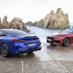 BMW M8 y M8 Competition 2020, 625 hp de elegancia radical