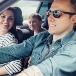 Consejos de seguridad para papás al volante