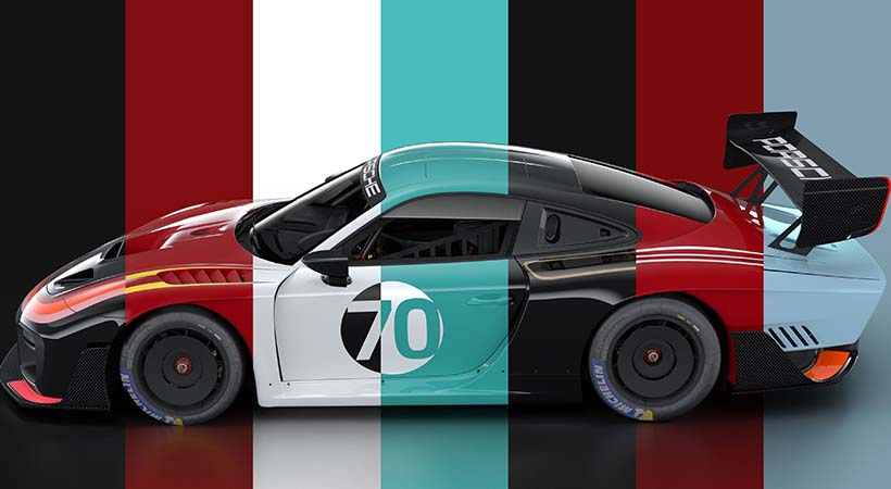 Edición limitada Porsche 935