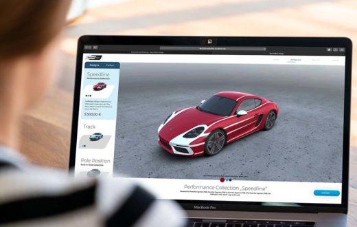 Porsche Segunda Piel
