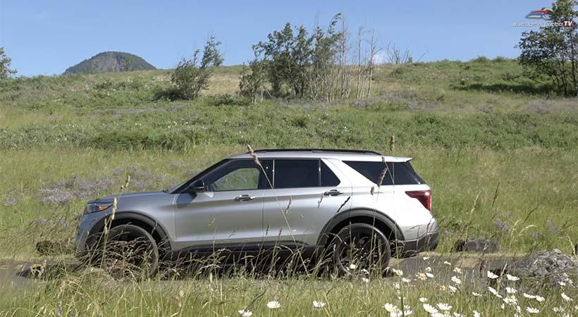 Test Drive Ford Explorer 2020, sexta generación con más en todo