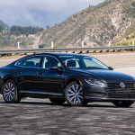 Video Volkswagen Arteon 2019
