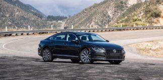 Video Volkswagen Arteon 2019