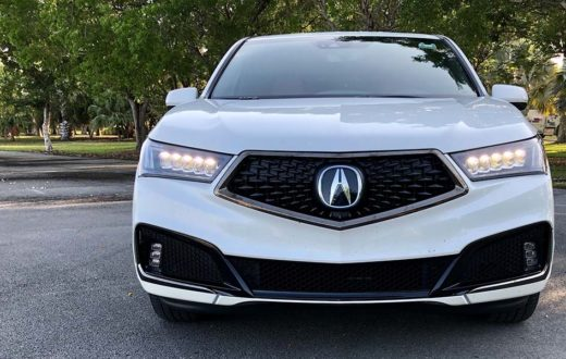 Test Drive Acura MDX A Spec 2020