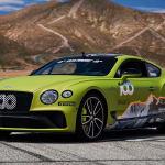 Bentley Continental GT a la conquista de Pikes Peak 2019