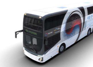 Autobús eléctrico Hyundai