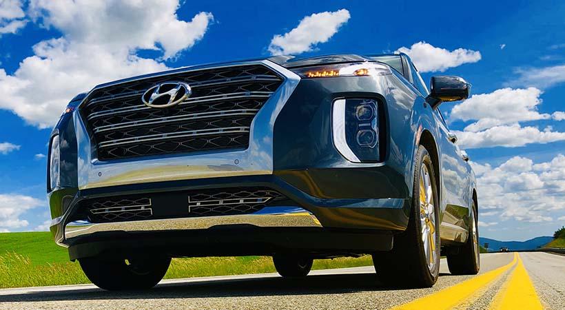Video Hyundai Palisade 2020, 1er. vistazo en la carretera