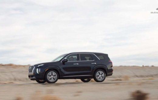 Test Drive Hyundai Palisade 2020
