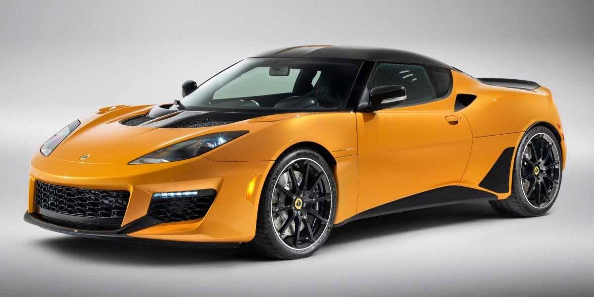 Lotus Evora GT, nueva versión con 400 hp para USA