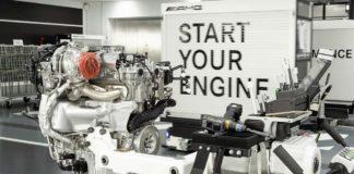 Mercedes-AMG M139 2019