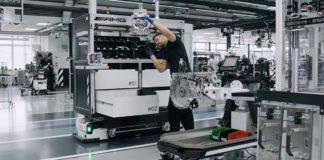Planta Mercedes-AMG