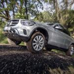 Test Drive Mercedes-Benz GLC 2020 on-road y off-road en Frankfurt