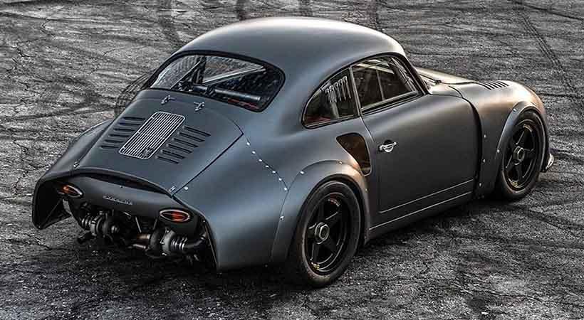 Porsche 356 RSR 1960 by Emory Motorsport