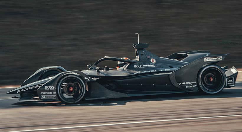 Tren motor Porsche Formula E