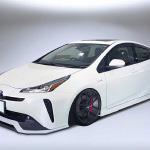 Liberty Walk le brinda un look extremo al Toyota Prius