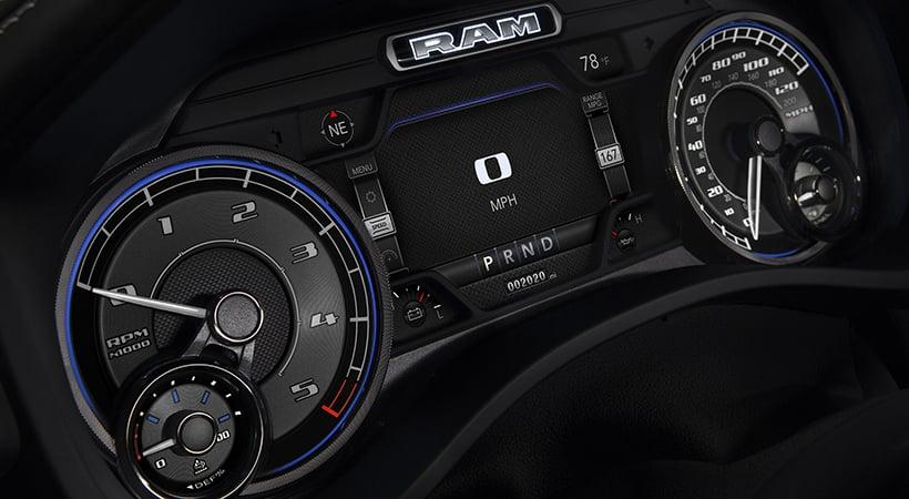 Ram 1500 EcoDiesel 2020, la pickup media tonelada con más torsión