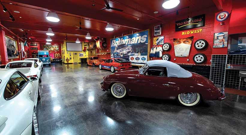 colecciones de autos más grandes del mundo