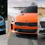 Top 3 mejores modelos 2019 por segmento, según J.D. Power