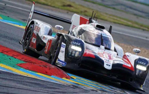 Toyota ganó las 24 Horas de Le Mans 2019