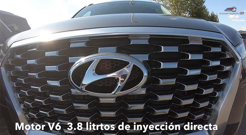 Video Hyundai Palisade 2020