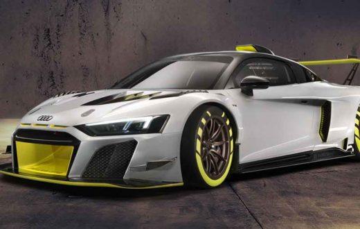 Audi R8 LMS GT2, la nueva fiera de las pistas