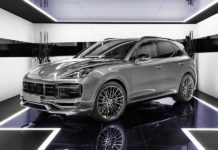 Porsche Cayenne 2019 by TechArt