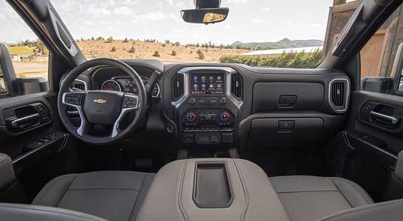 Chevrolet Silverado 2500HD y 3500HD 2020