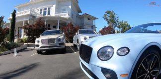 3 Bentley 2020