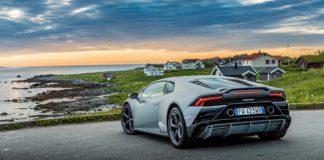 Avventura Lamborghini 2019
