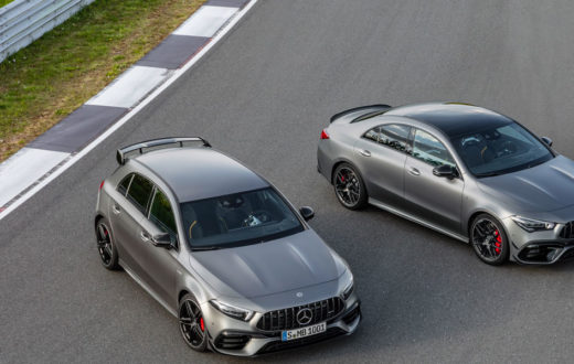 los nuevos Mercedes-AMG