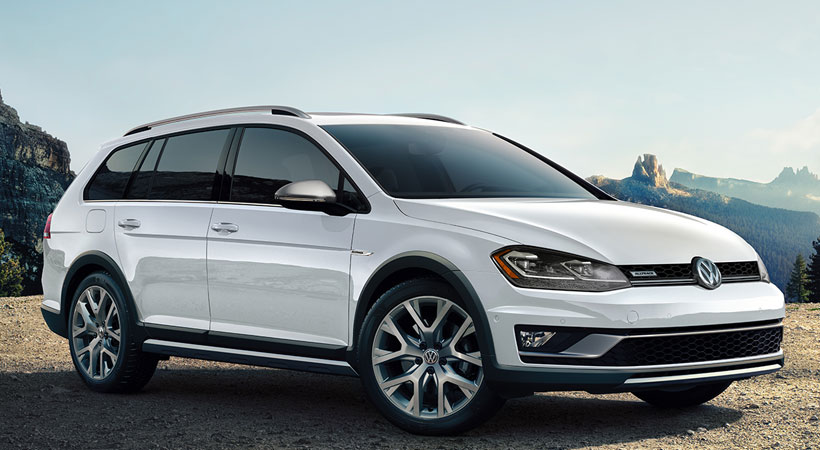 Volkswagen Golf Alltrack y SportWagen