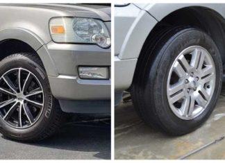 sustitución de rines y neumáticos
