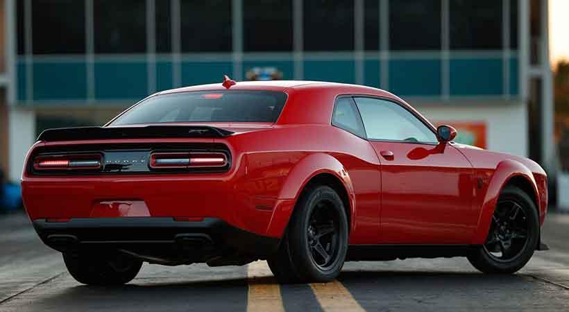 futuros muscle cars serán eléctricos