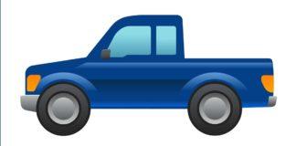 Emoji Pickup Truck_main