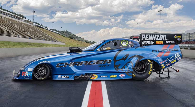 NHRA Dodge Mile-High