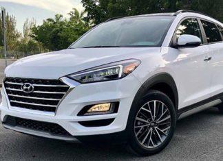 Test Drive Hyundai Tucson Ultimate 2019