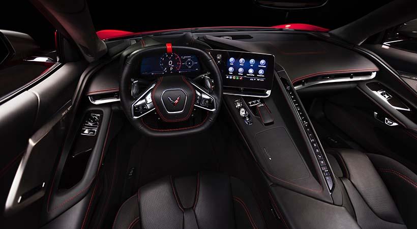 Corvette Sringray 2020, por fin llegó el motor central