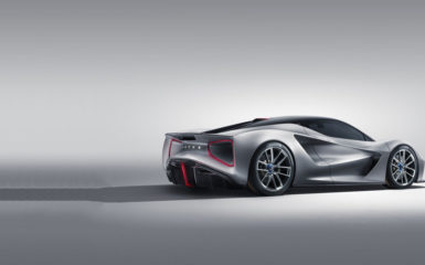 Lotus Evija, el auto eléctrico de serie más potente del mundo