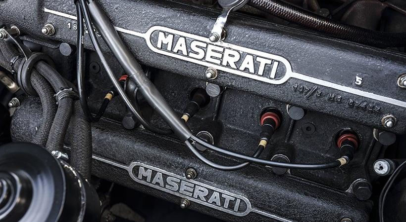 Gran celebración Maserati Indy Coupe 50 Aniversario