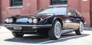 Maserati Indy Coupe