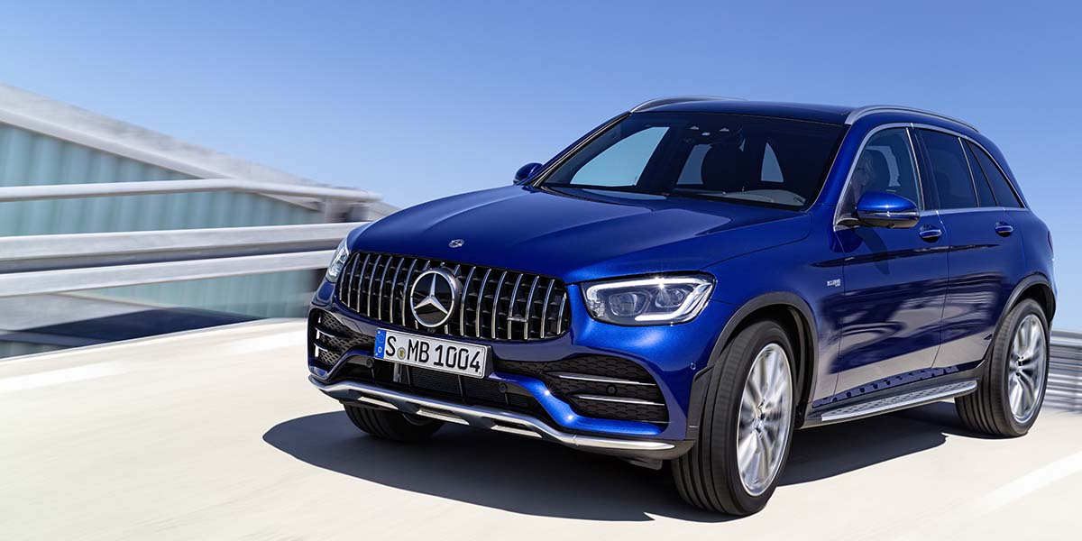 Mercedes-AMG GLC 43 4MATIC 2020