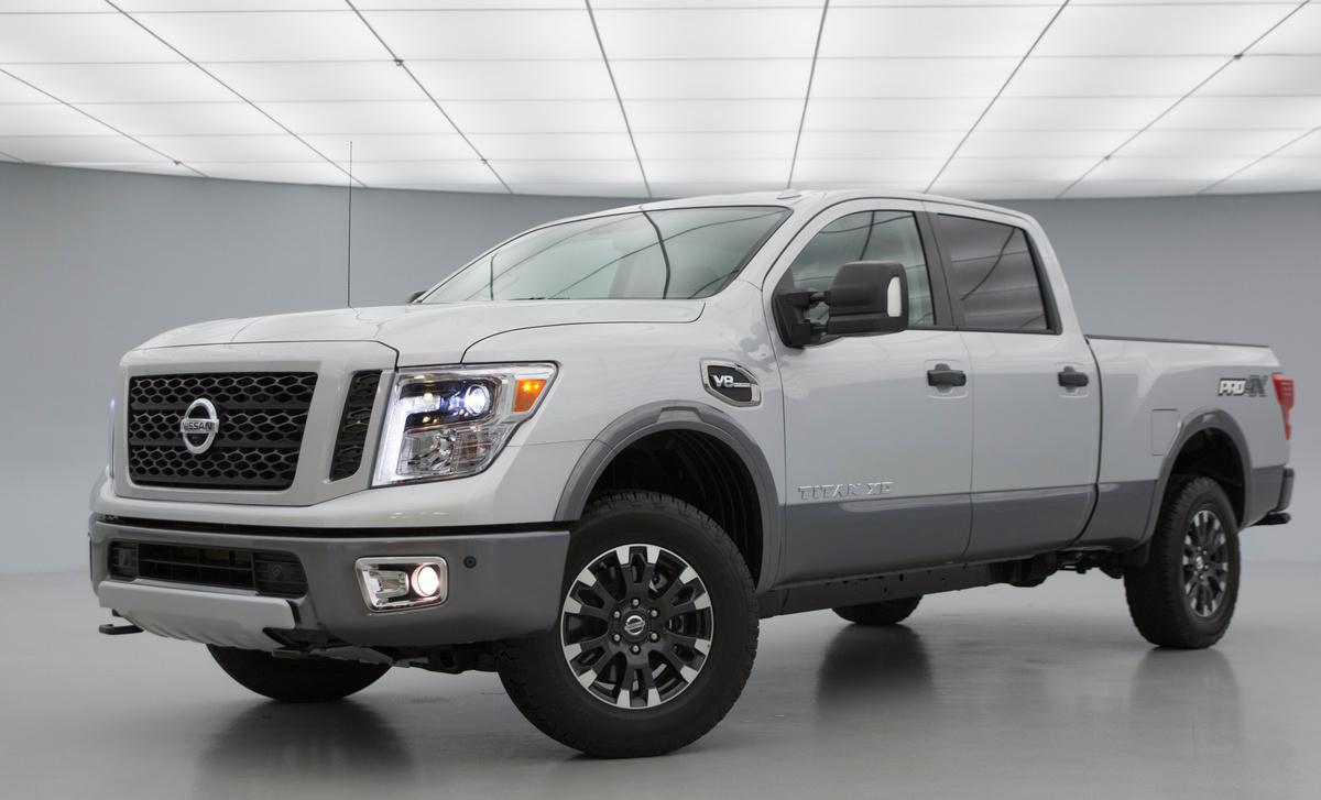 2019 Nissan Titan XD - Autoproyecto Autoproyecto