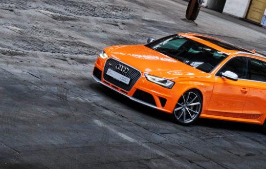Familia RS de Audi festeja 25 años
